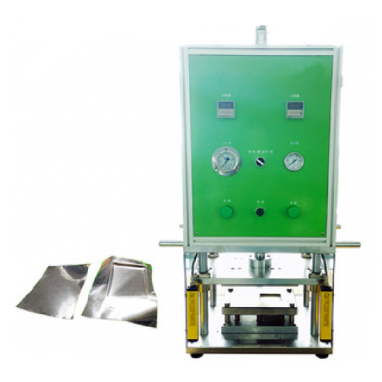 Pouch Cell Case Forming Machine With Optional Die