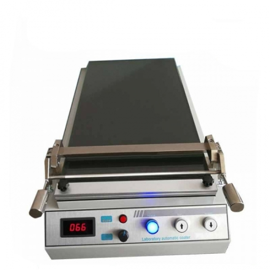 Lab Automatic Mini Tablet Film Coating Coater Machine For Battery Electrode Coating