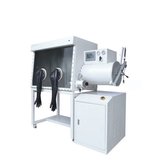 Laboratory Vacuum Glove Box with H2O & O2 Purification System